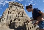 Песчаные скульптуры_1