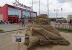 Песчаные скульптуры_34