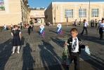 Татаробашмаковская школа, открытие