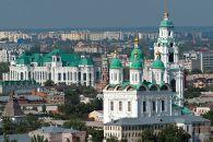 Аэрофотосъемка Астрахани