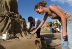 Песчаные скульптуры_21