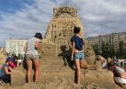 Песчаные скульптуры_23