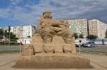 Песчаные скульптуры_25