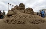 Песчаные скульптуры_36