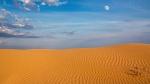 Пустыня, барханы, Большой брат