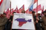 Митинг за Крым - 2014