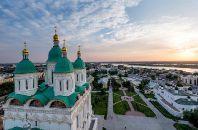 Виды Астрахани для открыток_10
